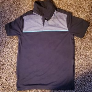 UA boys polo shirt